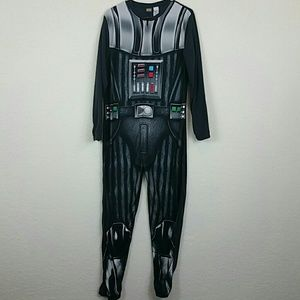 Star wars pajamas/costume with cape